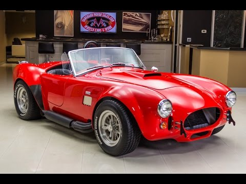 1965 Shelby Cobra Factory Five For Sale