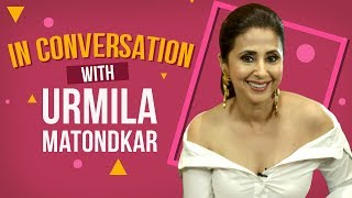 Urmila Matondkar opens up about not meeting Irrfan Khan on the sets of Blackmail | Pinkvilla