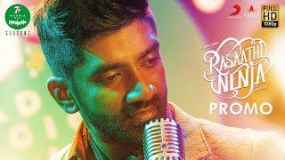 7UP Madras Gig - Season 2 - Rasaathi Nenja Song Promo | Dharan Kumar l Yuvanshankar Raja
