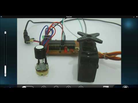 How to Control Servo Motor with PIC Microcontroller