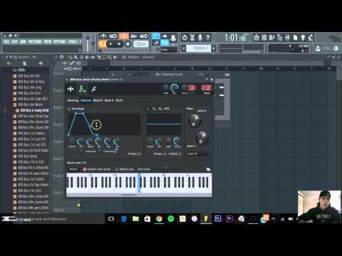 How To Make Trap 808's In FL Studio 12