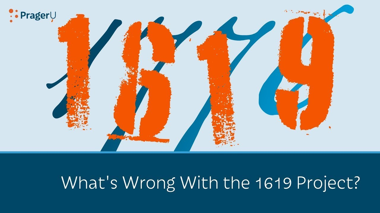 What's Wrong With The 1619 Project?