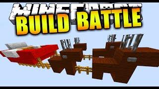 TEDDY BEAR! - Minecraft BUILD BATTLE #10 - PakVim net HD