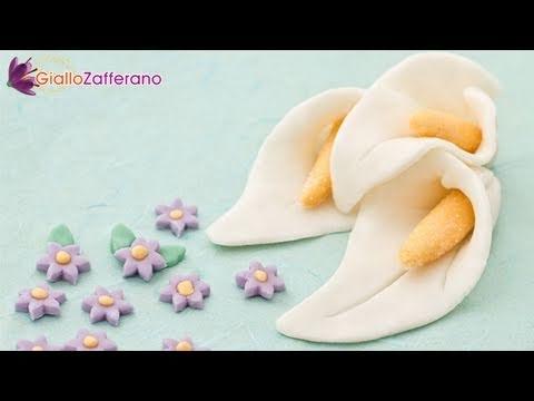 How to make fondant ( sugar paste ) - cooking tutorial