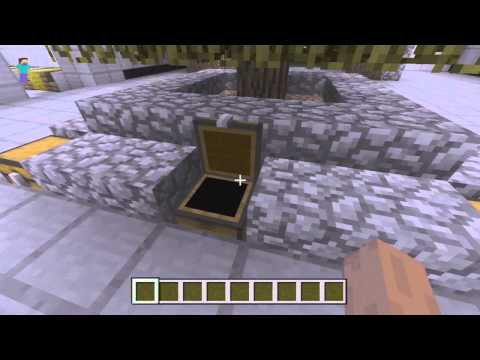 Minecraft Xbox 360: The Hunger Games v10 'Terminal' w/ Download! [COD Remake Hunger Games]