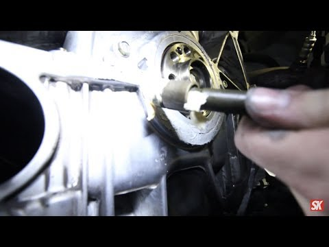 Remove STUCK Pilot Bearing With BREAD