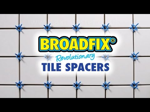 Broadfix Tile Spacers