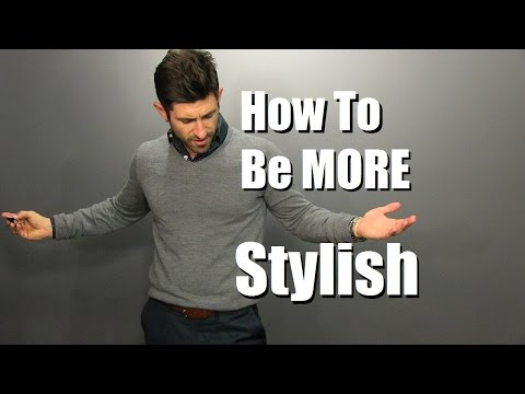 How To Be More Stylish | 5 Tips To Up Your Personal Style Game