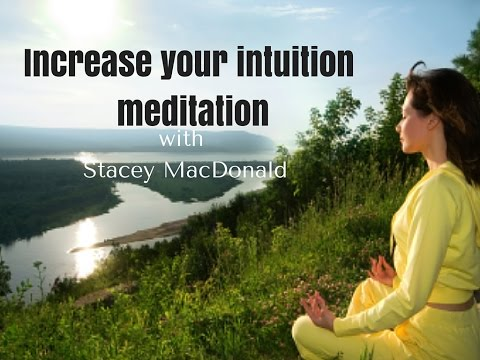 Develop your Intuition meditation