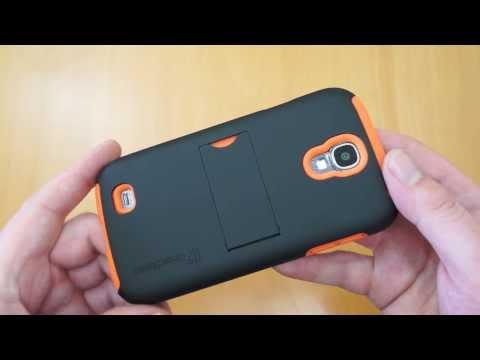 GreatShield Legacy Series Samsung Galaxy S4 Case Review