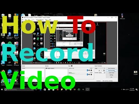 How To Capture Video on Your PC Screen