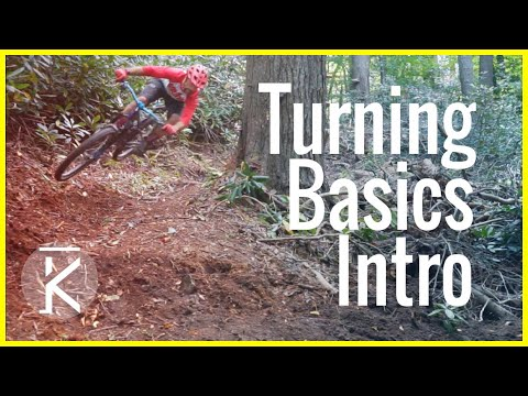 Introduction to MTB turn techniques | MTB turning Basics Part #1 | Skills with Phil