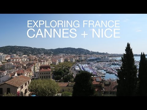 Cannes and Nice, France