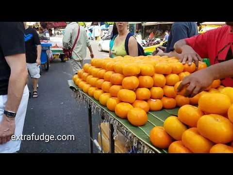 Chinatown Bangkok, Thailand tour