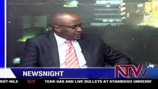 NTV NEWSNIGHT: ANDREW MWENDA ON SUCCESSION DEBATE.