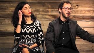Nicolas Pesce & Kika Magalhaes talk