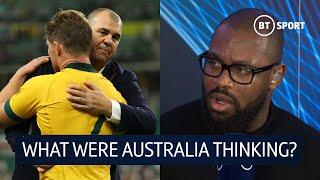 'Stubborn' Cheika let Australia down with selfish tactics vs England! | #GPTonight