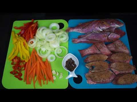 JAMAICAN ESCOVITCH FISH