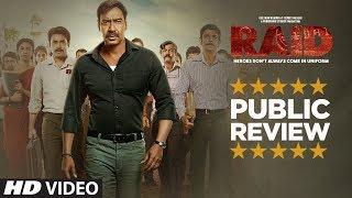 PUBLIC REVIEW: RAID |  Ajay Devgn | Ileana D
