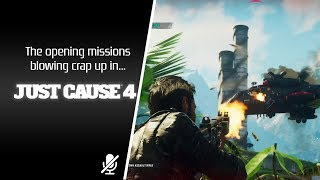 Just Cause 4 [pc] First Mins