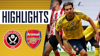HIGHLIGHTS | Sheffield United 1-2 Arsenal | Emirates FA Cup