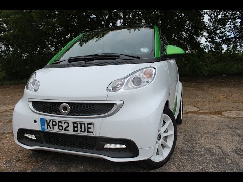 ChargedUp: 2013 Smart ForTwo Electric Drive
