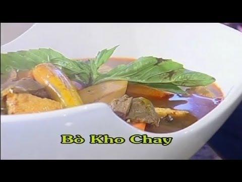 Bò Kho Chay - Xuân Hồng