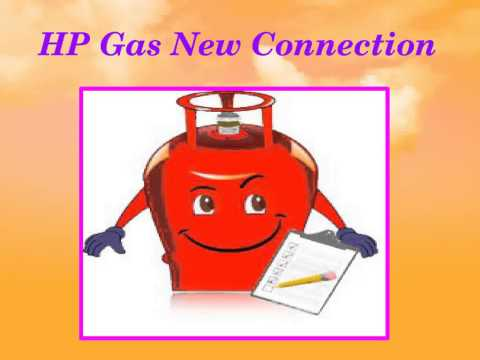 HP Gas New Connection Procedure