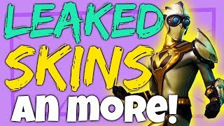 new leaked fortnite skins season 4