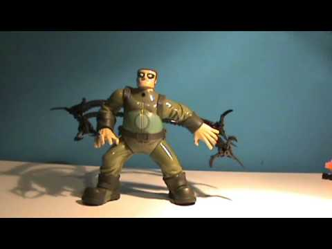 The Spectacular Spiderman Doc Ock Action Figure
