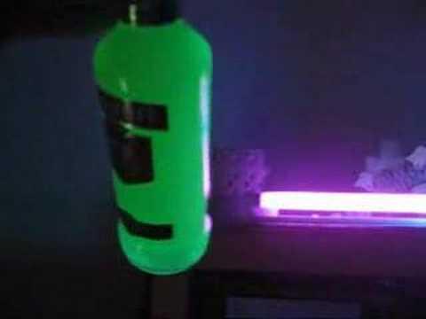 Tonic Water+Highlighter Glow
