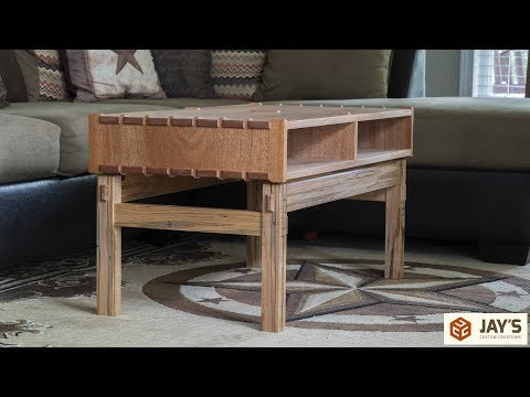 Krenov Inspired Coffee Table – Part 3 – The Details, Assembly, and Finish