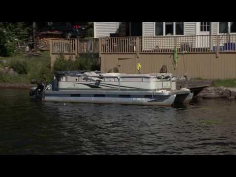 SSTV 21-16 - Protecting A Pontoon at Dock