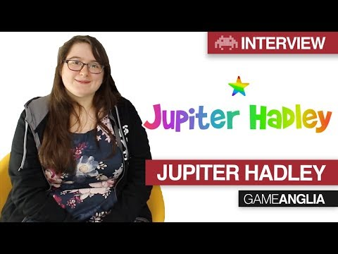 Game Jams to World Records | Jupiter Hadley Interview | Game Anglia