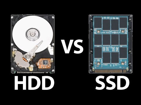 Different types of storage devices and drives(HDD,SSD,SSHD)
