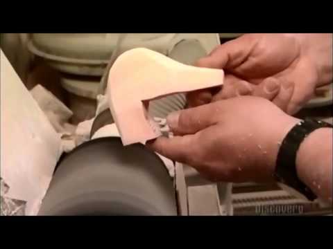 How It's Made Wooden Ducks youtube original