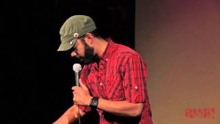 Download Wyatt Cenac Live at the People's Improv Theater For RISK! Video