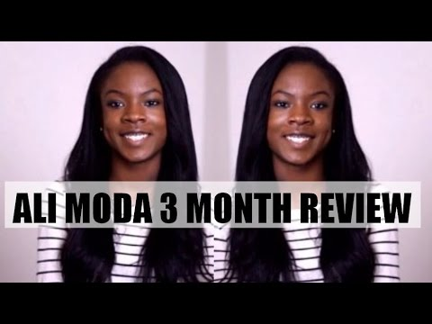 3 Month Final Review: Ali Moda Malaysian Straight Hair