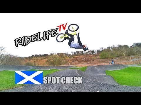 Spot Check  | Velosolutions Cathkin Braes Pump Track
