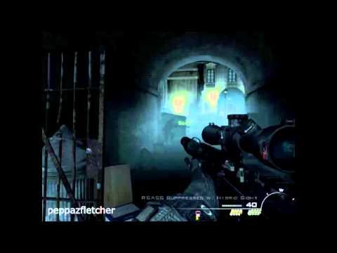 Call of Duty MW3 - Soap is Immortal [Glitch]