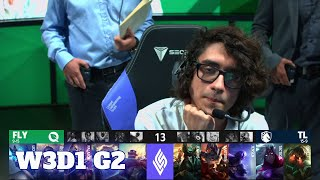 FlyQuest vs Team Liquid | Week 3 Day 1 S11 LCS Summer 2021 | FLY vs TL W3D1 Full Game