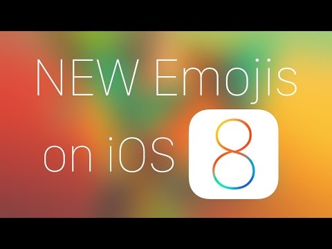 Get NEW Emojis on iOS 8 for FREE | iPhone, iPad, iPod Touch