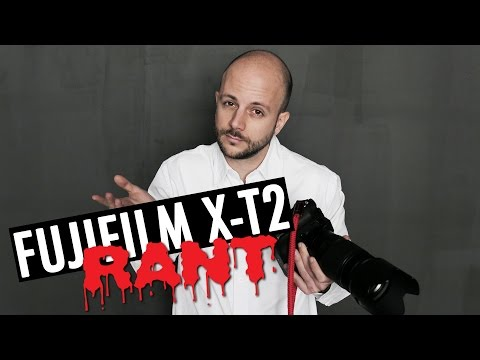 Everything Wrong with the Fujifilm X-T2 | Mattia's Rant | RehaAlev