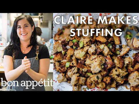 The Very Best Stuffing | Bon Appetit