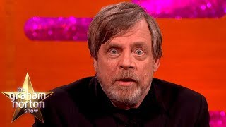 Mark Hamill Didn't Tell Carrie Fisher the Big Star Wars Secret | The Graham Norton Show