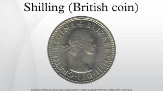 Shilling British Coin