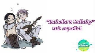 Isabella's lullaby - English lyrics | Music Jinni