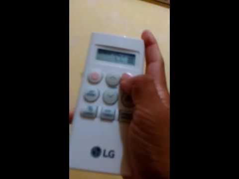 Ac lg model T05NLA