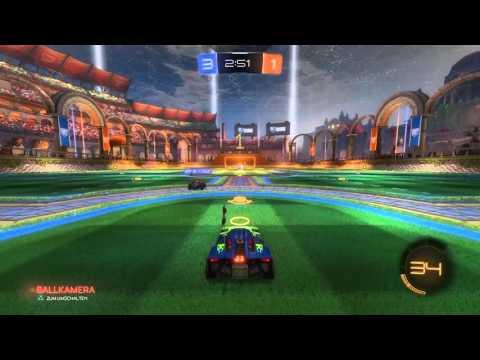 Rocket League #2 | Das ist Teamwork!!! - mit Beck (PS4) (GER)