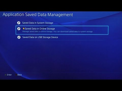CNET How To - Backup and transfer PlayStation 4 game saves